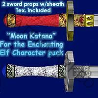 Moon Katana
